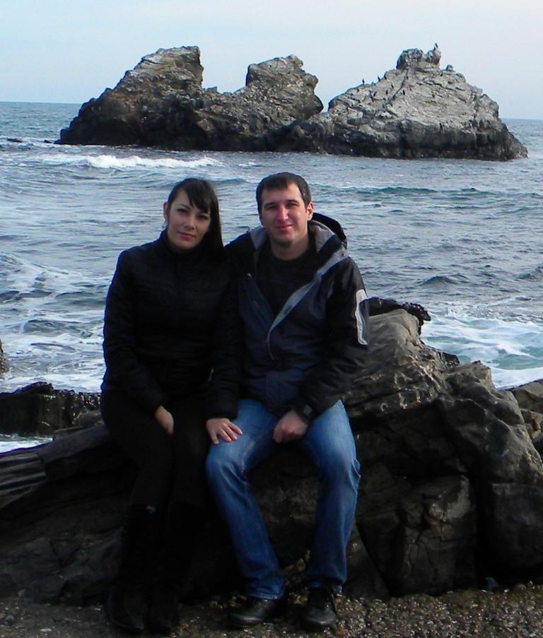 Часние фото семейних пар